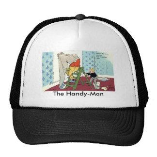 handyman trucker hat