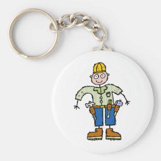 Handyman Key Chains