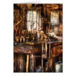Handyman - Messy Workbench Cards