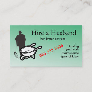 Husband For Hire Gifts on Zazzle