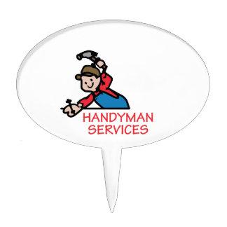 HANDYMAN SERVICES CAKE PICK