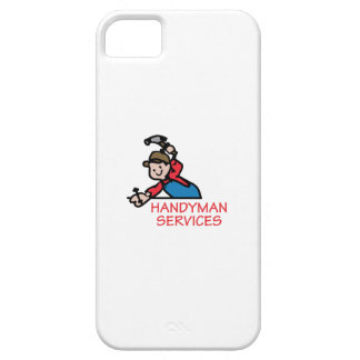 HANDYMAN SERVICES iPhone 5 COVER