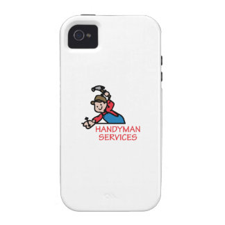 HANDYMAN SERVICES iPhone 4 COVERS