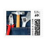 Handyman Stamp