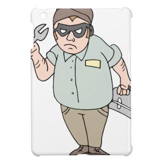 Handyman thief mechanic iPad mini covers