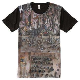 Handyman Tools All-Over-Print Shirt
