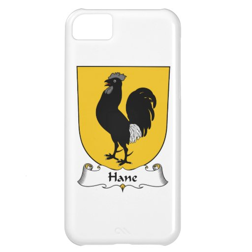Hane Family Crest iPhone 5C Covers
