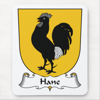Hane Family Crest Mouse Pad