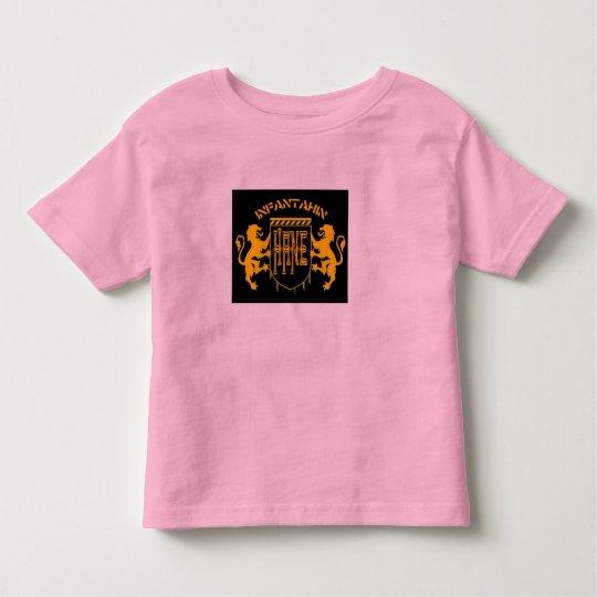 hane kids shirt
