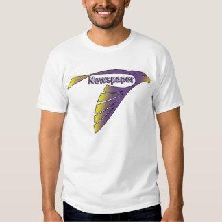 Hanford Falcon Newspaper Shirt