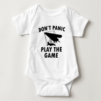 Hang glide  designs baby bodysuit