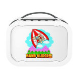 Hang Glider Hound Lunch Box