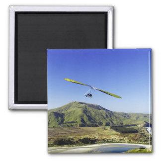Hang Glider, Otago Peninsula, near Dunedin, Magnet