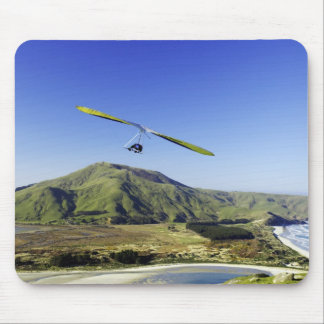 Hang Glider, Otago Peninsula, near Dunedin, Mouse Pads