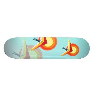 Hang Glider Skateboard