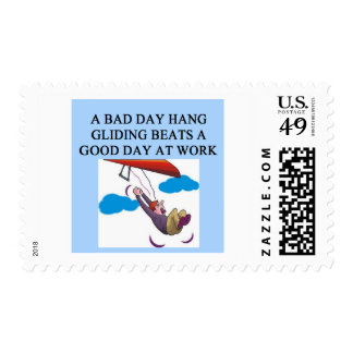 hang glider's delight stamp