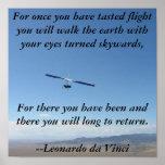 Hang Gliding Flight Print