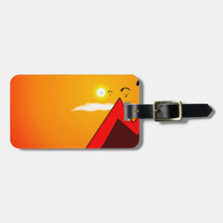 Hang Gliding Tag For Luggage