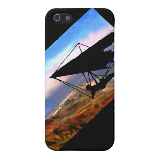 Hang Gliding Over the California Coast iPhone SE/5/5s Case
