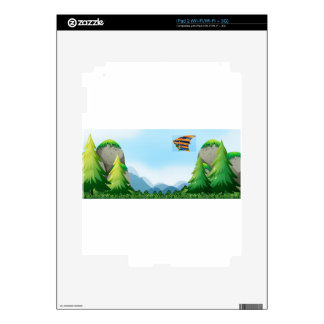 Hang gliding skins for the iPad 2