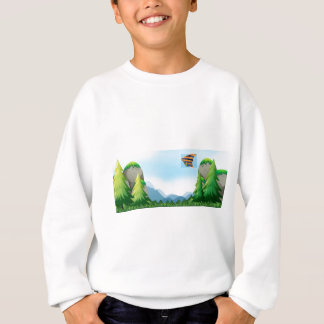 Hang gliding sweatshirt