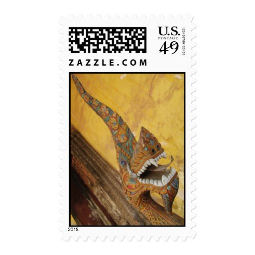 Hang Hod ... Naga in Vientiane, Laos Postage Stamps