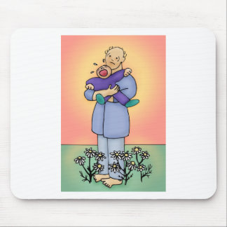 Hang in Dad! Mouse Pad