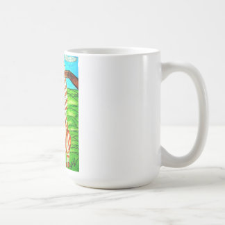 Hang in There Baby! Classic White Coffee Mug