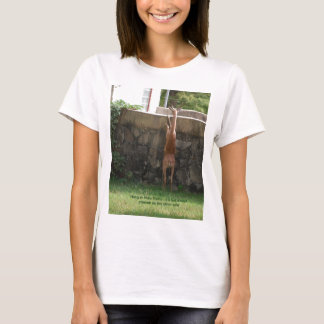 hang in there deer T-Shirt
