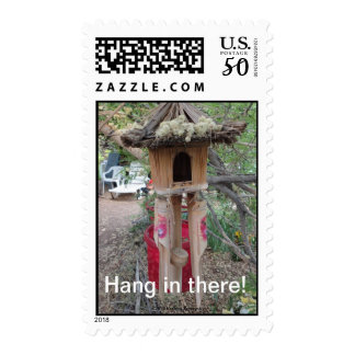 HANG IN THERE! POSTAGE