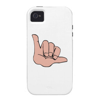 HANG LOOSE VIBE iPhone 4 COVERS