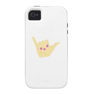 Hang Loose iPhone 4/4S Case