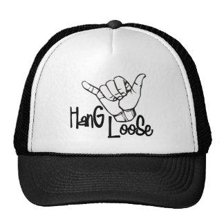 Hang Loose Mesh Hat