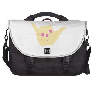 Hang Loose Laptop Messenger Bag