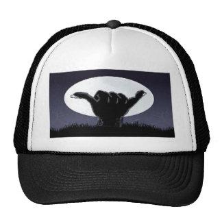 Hang Loose Moon Gear Trucker Hat