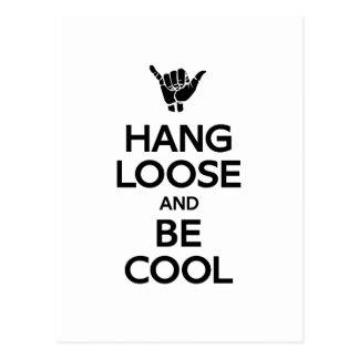 Hang Loose Post Cards