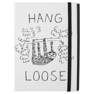 "Hang Loose Sloth iPad Pro 12.9"" Case"