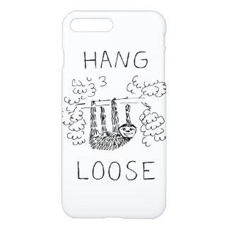Hang Loose Sloth iPhone 8 Plus/7 Plus Case