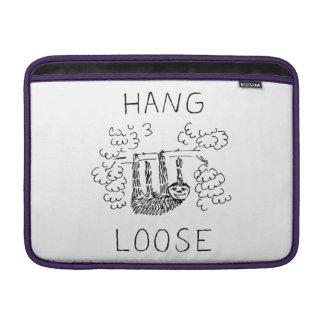 Hang Loose Sloth MacBook Air Sleeve