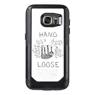 Hang Loose Sloth OtterBox Samsung Galaxy S7 Case