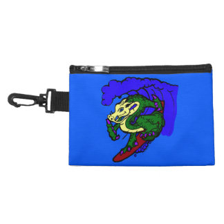Hang Loose Surfing Dragon Accessory Bags
