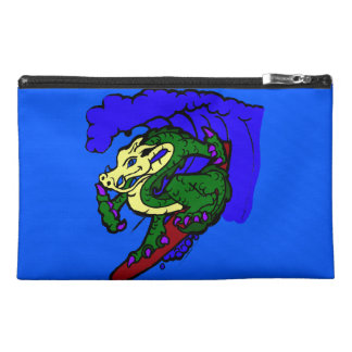 Hang Loose Surfing Dragon Travel Accessories Bags