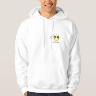 Hang Loose Tri Hooded Pullover