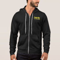 hang loose Yellow Hoodie