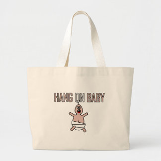 Hang on baby canvas bags