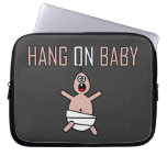Hang on baby computer sleeve