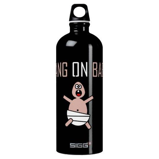 Hang on baby SIGG traveler 1.0L water bottle