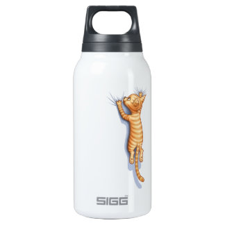 Hang On Kitteh SIGG Thermo 0.3L Insulated Bottle