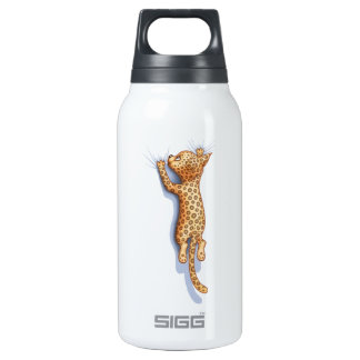Hang On Leopard SIGG Thermo 0.3L Insulated Bottle