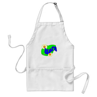 Hang on to Hope Adult Apron